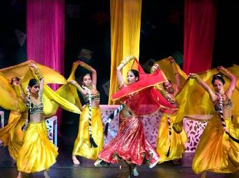 Article>Belt and Road Music Festival Bollywood Dance