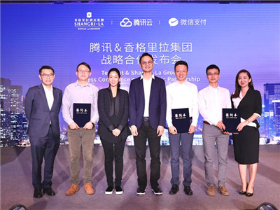 Smart hotel program announced