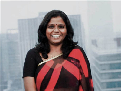 Jamuna Abaranchi – from Chennai to Shenzhen