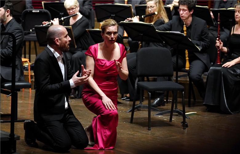 Opera rejuvenates Mozart's masterpiece