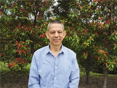 Guatemalan entrepreneur finds success in Shenzhen