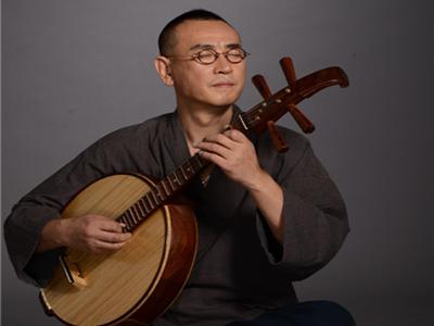 Ruan master inspired by Chinese classics