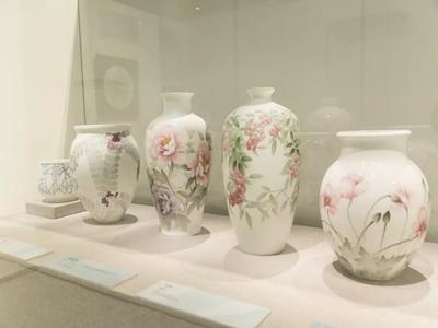 The revival of porcelain art