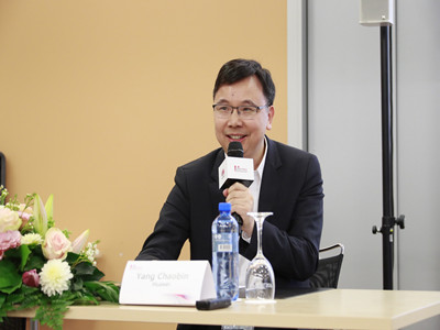 5G will find its way into more industries: Yang