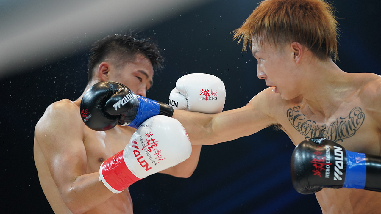 Chinese boxers top professional kickboxing league