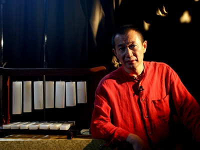Tan Dun to conduct his own works in town