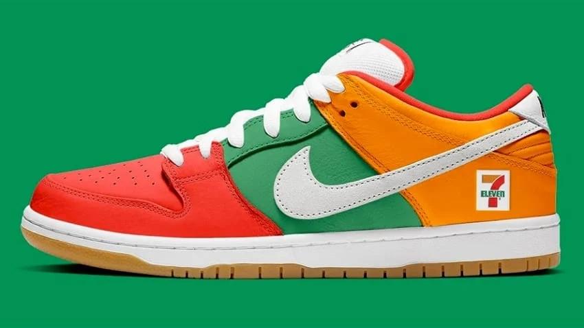 Nike's 7-Eleven sneakers_EYESHENZHEN