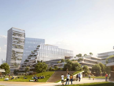 Tencent to build 'city of the future'