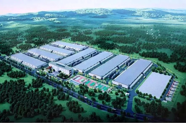 Tencent launches cloud computing data center