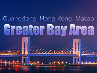 Guangdong-Hong Kong-Macao Greater Bay Area