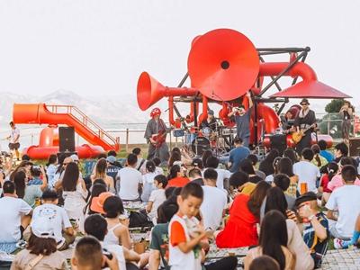 Art Shekou kicks off in Nanshan