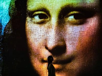 Enter Da Vinci's fantasy world