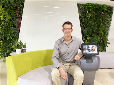 Israeli businessman shares Shenzhen dream story