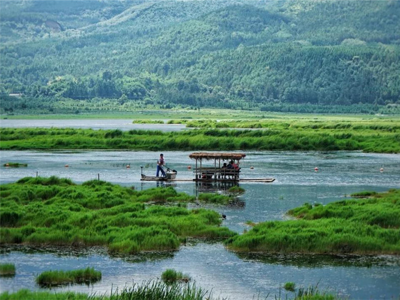 Tengchong, a low-profile gem with hot springs, wetland and more
