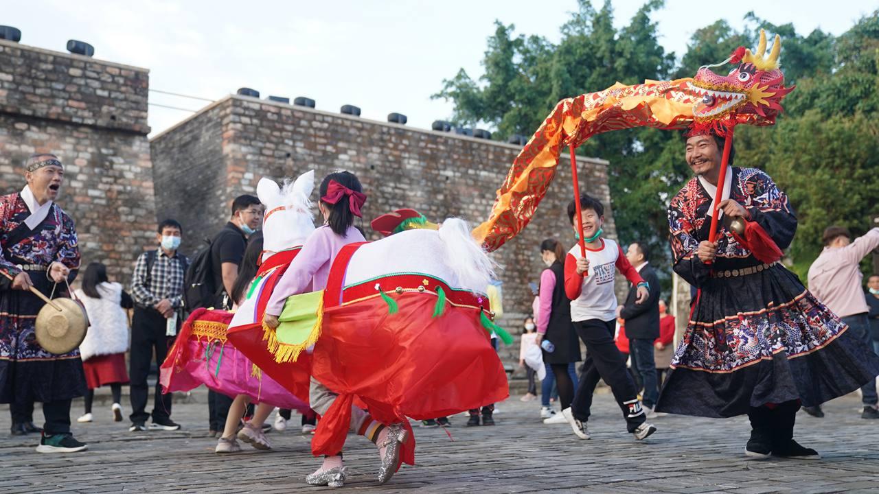 Celebrate CNY in Shenzhen