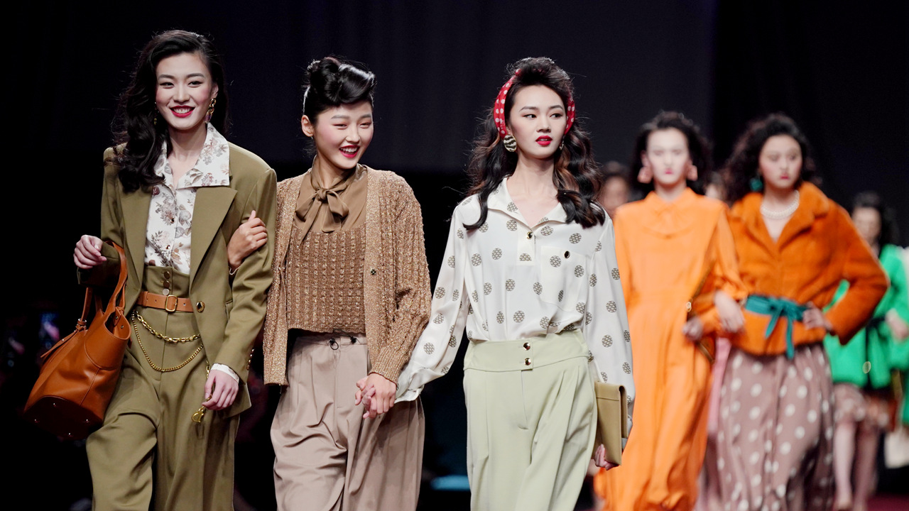 Shenzhen Fashion Week kicks off