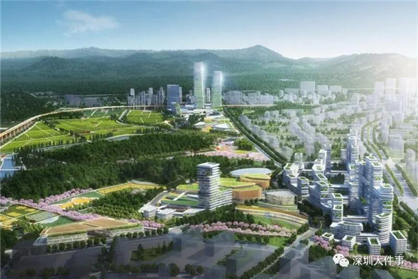Major scientific centers move to Guangming