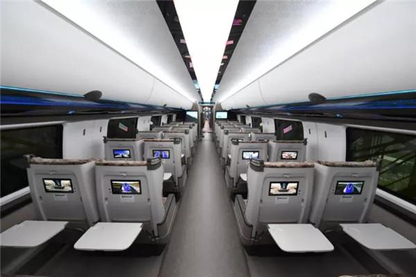 World's fastest train uses SZ firm's flexible screens