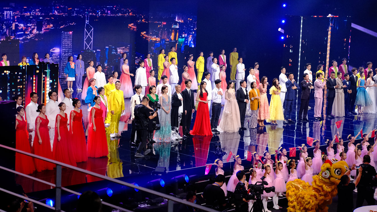 Movie music-themed Mid-Autumn Festival concert held in GBA